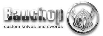 Bauchop Custom Knives and Swords Logo